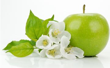 яблуко може використовуватись не лише як продукт, але й як лікарський засіб