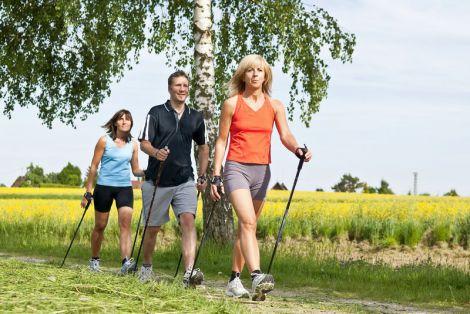 Користь пішої ходи для здоров'я