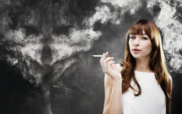 куріння робить людей більш лінивими