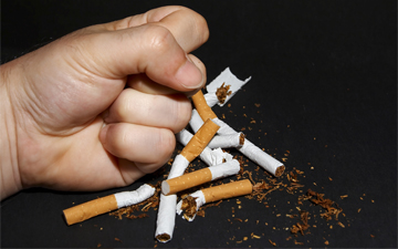 як легше кинути курити