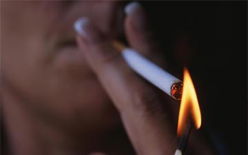 куріння впливає не лише на того хто вирішив піддатись цій звичці