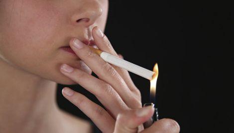 Куріння провокує передчасне старіння