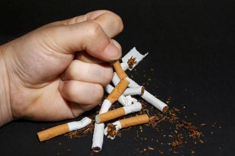 Куріння вбиває!