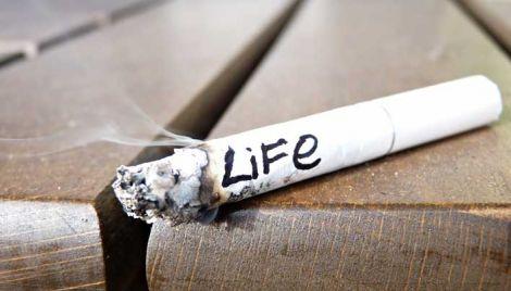 Куріння вбиває людей