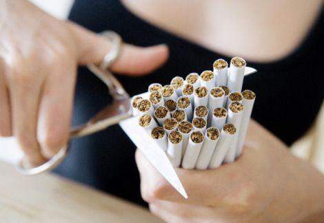 Кидаємо курити без проблем