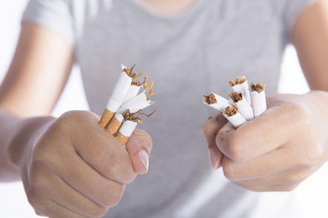 Як кинути курити швидко?