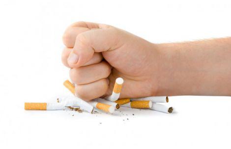 Куріння шкодить зору