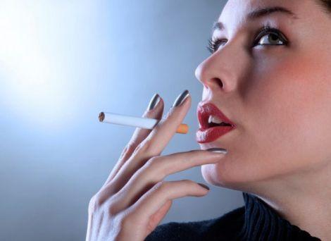 Куріння впливає на зір