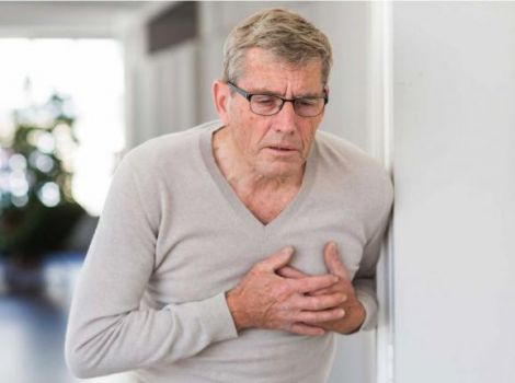 Основні симптоми серцевого нападу