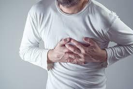 Симптоми серцевого нападу