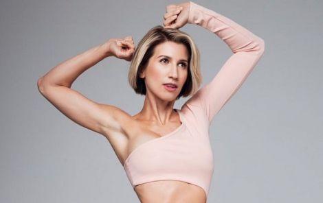 Аніта Луценко розповіла, як правильно тренуватись