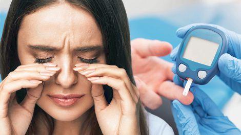 Ознаки діабету: на високий цукор у крові вкажуть два симптоми в очах