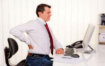 Що робити, коли болить хребет