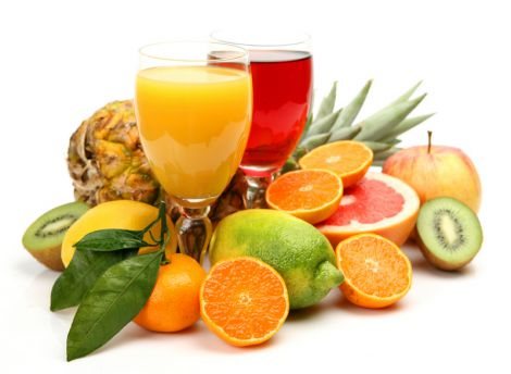 Користь фруктових соків