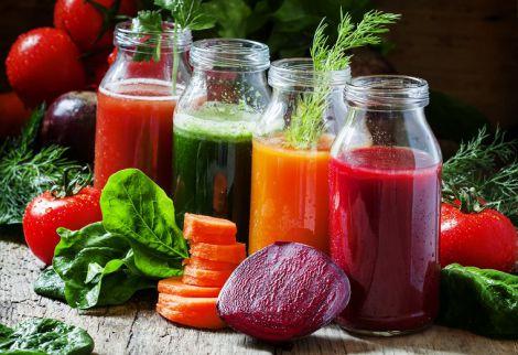 Користь овочевих соків