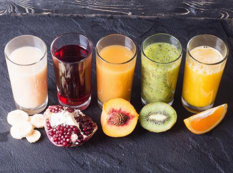 Протипоказання для вживання соків
