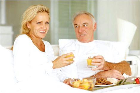 Харчування після інфаркту