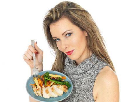 Куряча дієта для схуднення