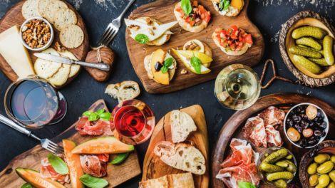 Середземноморська дієта принесе тільки користь