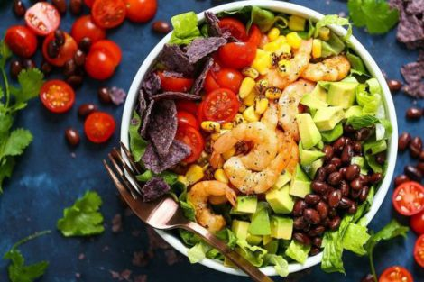 Середземноморська дієта для збереження молодості