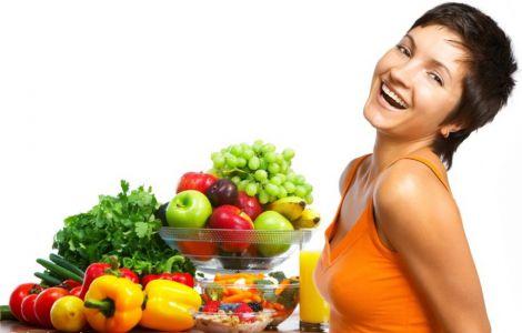 Корисна дієта в молодості