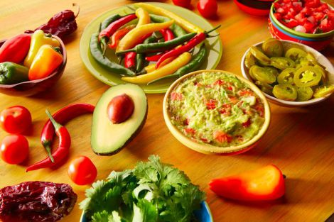 Мексиканска дієта