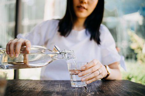 Схуднення на водній дієті