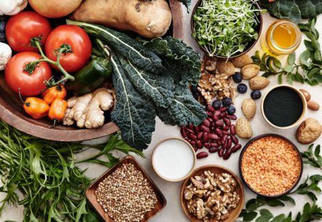 Рослинна дієта для прискорення метаболізму