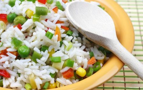 Схуднення на рисовій дієті