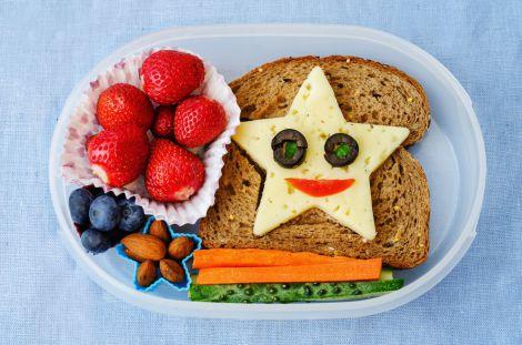 Корисні перекуси для школярів