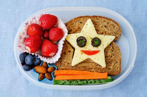 Який перекус дати дитині в школу?