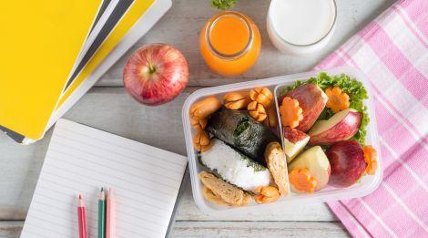 Шкільний перекус для дитини