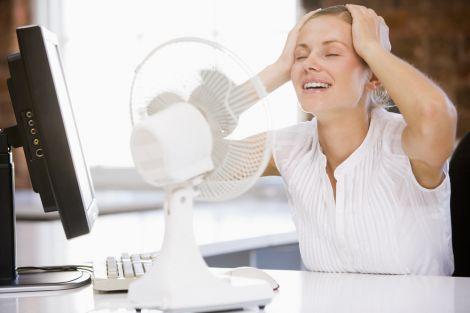 Шкода від вентилятора