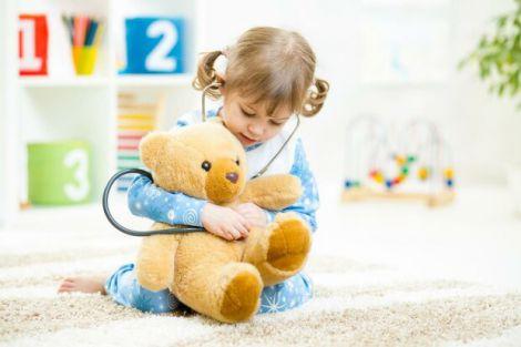 Основні симптоми бронхіту у дитини