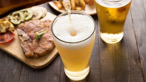 Корисні властивості безалкогольного пива