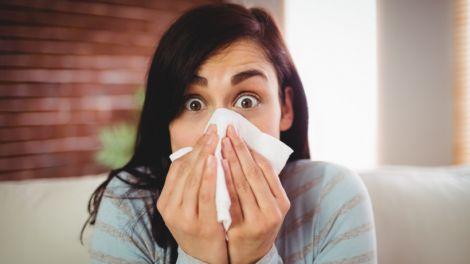 Від алергії частіше страждають безробітні