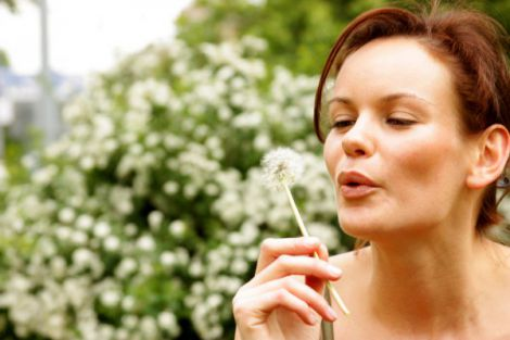 Лікування весняної алергії