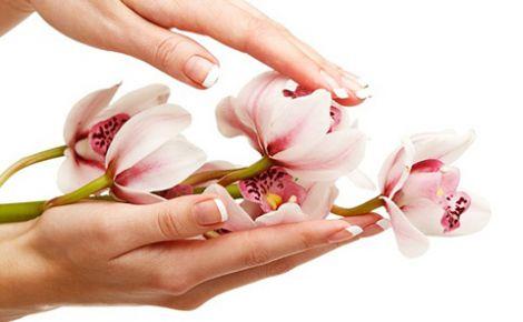Ванна з желатину для гладенької шкіри рук