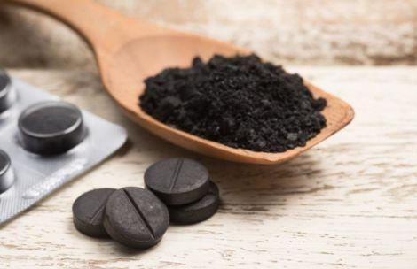 Невідомі цілющі властивості активованого вугілля
