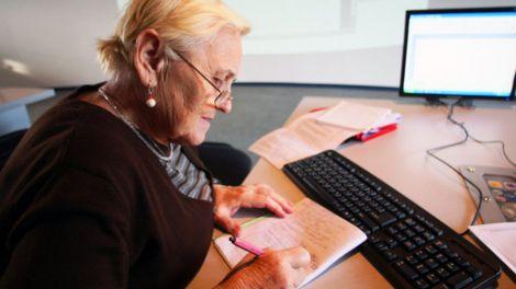Користь інтернету на пенсії