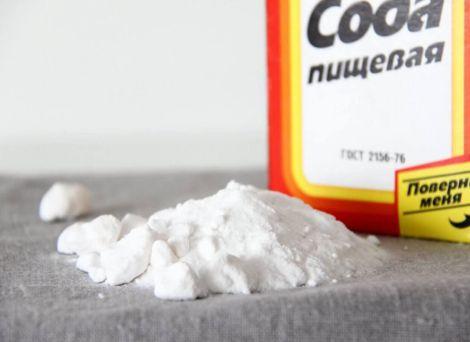 Харчова сода для лікування хвороб