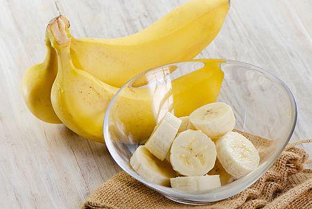 Бананова маска