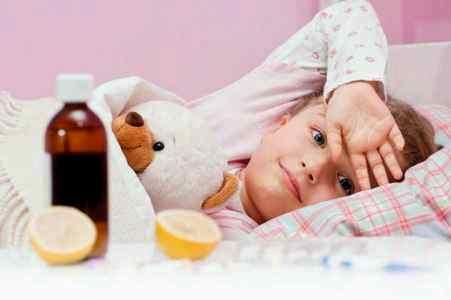 Дитяча застуда