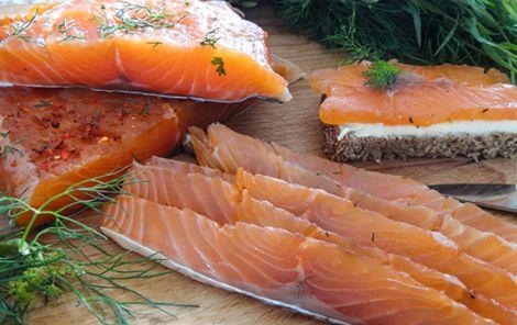 Розкрита смертельна небезпека звичайного лосося
