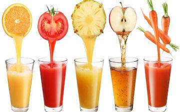 Сміливо змішуйте фрукти та овочі