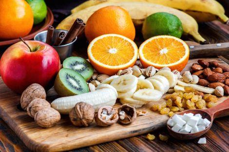 Продукти, які містять фруктозу