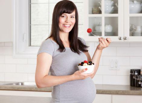 Шкідливі продукти для вагітних жінок