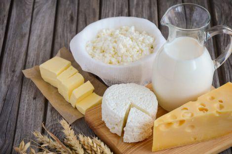 Молочні продукти для попередження переломів