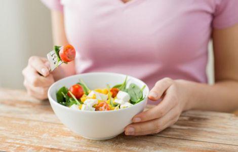 40 років: які продукти їсти жінкам?