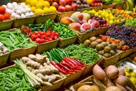 Выбор органических продуктов